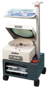 Harvest Smart PReP2 machine